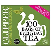 Clipper Organic Everyday 100 Teabags (Pack of 6, total 600 Teabags) 5