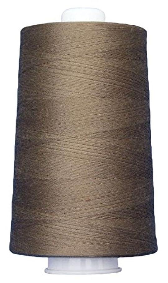 Superior Threads 13402-3012 Omni Dark Tan 40W Polyester Thread, 6000 yd