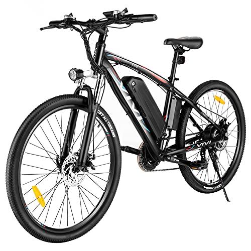 VIVI Bicicleta Eléctrica de Montaña 27,5'' E-Bike Bicicleta Eléctrica para Adultos 500W...