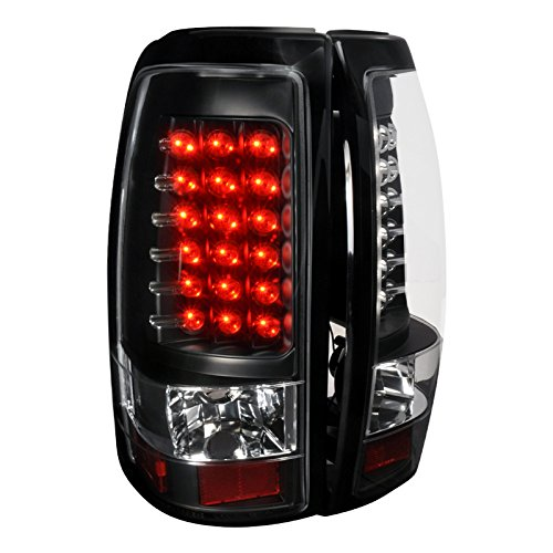 Spec-D Tuning LT-SIV99JMLED-TM LED Tail Light