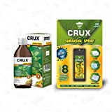 Best Cough Syrups - CRUX Cough Relief Pack   Cough Syrup Review