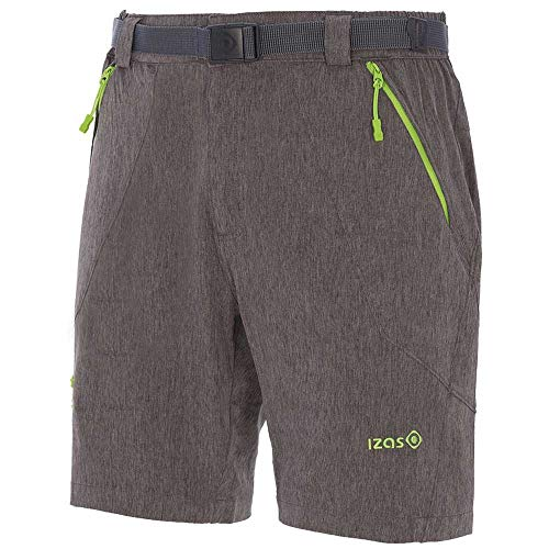 Short Mount-Stretch Colton Izas (Grey/Light Green, XL)