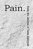 Pain. From the Journal of Umm Zakiyyah