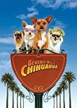 Beverly Hills Chihuahua Movie Poster (27 x 40 Inches - 69cm x 102cm) (2008) Style D -(Drew Barrymore)(Salma Hayek)(Jamie Lee Curtis)(Piper Perabo)(Edward James Olmos)(Andy Garcia)