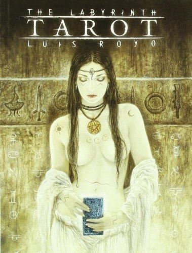 THE LABYRINTH: TAROT (LUIS ROYO) (LUIS ROYO LIBROS)