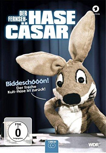 Der Hase Cäsar (2 DVDs)