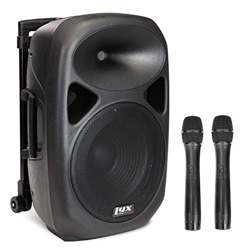 LyxPro Active Portable PA Speaker System Review