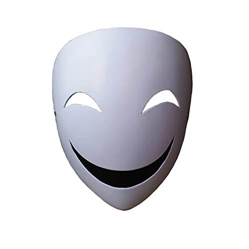 Rulercosplay Black Bullet Kagetane Hiruko Cosplay Mask Halloween Gentleman Mask
