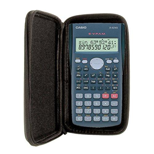 Funda protectora WYNGS para Calculadora de Casio, para Modelo: Casio FX-82MS