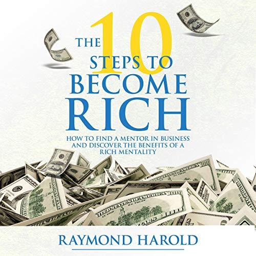 The 10 Steps to Become Rich cover art