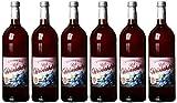 Gerstacker Weinschorle rot Rotweinschorle (6 x 1 l) -