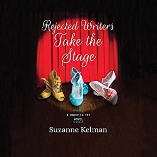 Rejected Writers Take the Stage audiobook cover art