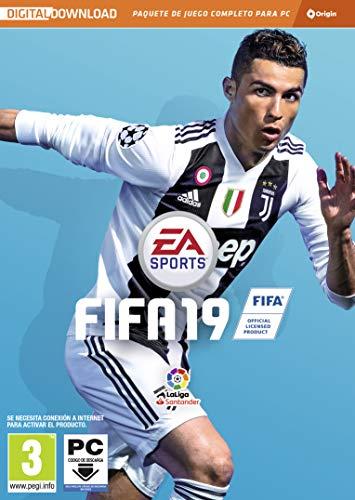 FIFA 19 (La caja contiene un código de descarga - Origin) – Edición Estándar - PC [Edizione: Spagna]