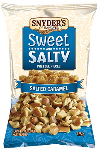 Snyder's Of Hanover Pretzel Pieces 100g (Pack of 10) Sweet and Salty