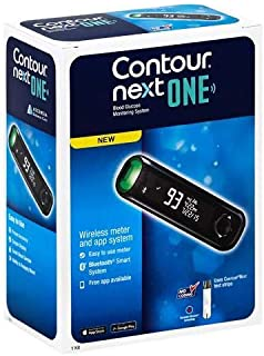 Bayer Contour Next One Blood Glucose Monitor