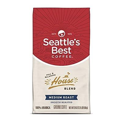 Seattle's Best Coffee Medium Roast Ground Coffee by Seattle's Best
