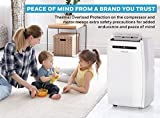 Photo #7: Honeywell Portable Air Conditioner, 12000 BTU AC Unit (MN12CEDWW)