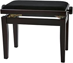 Starion SPB40 Piano Bench - Rosewood Matte Finish