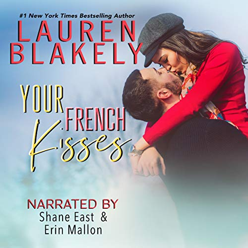 Your French Kisses audiobook cover art