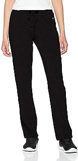 CHAMPION Women's 111415 Drawstring Pants, Black, X-Large