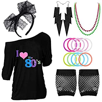 Best 80s outfits women Reviews