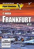 Flight Simulator X - Mega Airport Frankfurt 2013 (Add-On) [Importación alemana]