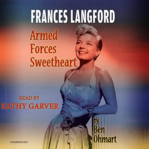 Frances Langford cover art