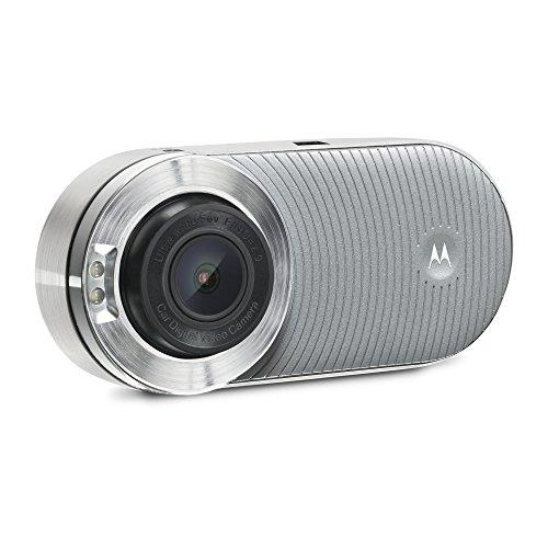 Motorola MDC100 Full HD (1080p) Dash Camera - Silver