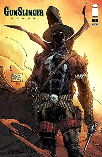 Gunslinger Spawn #1 (English Edition)