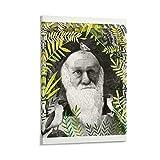 WSDSX Charles Darwin 49 Poster auf Leinwand,