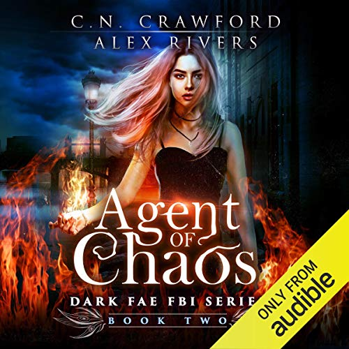 Couverture de Agent of Chaos