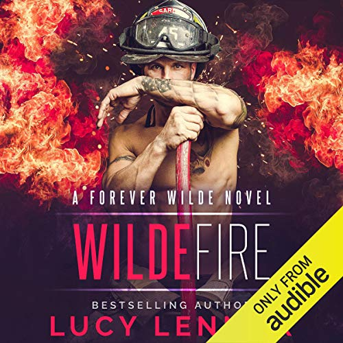 Wilde Fire audiobook cover art