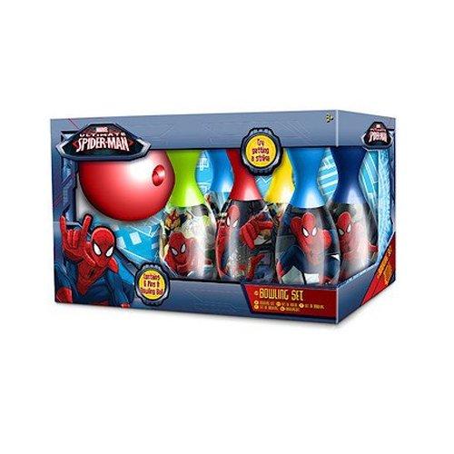 Sambro Ultimate Spiderman Bowling Set