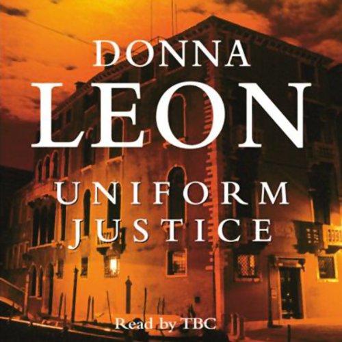 『Uniform Justice』のカバーアート