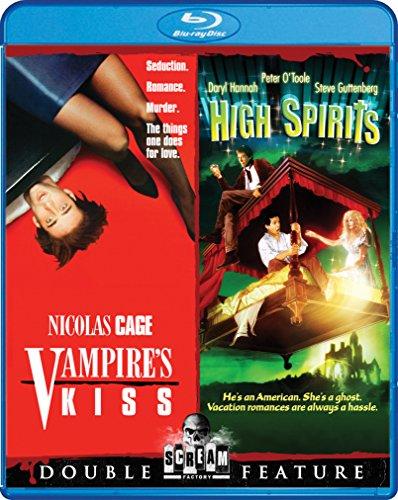 Vampire'S Kiss / High Spirits [Edizione: Stati Uniti] [Italia] [Blu-ray]