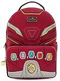 Loungefly Infinity Gauntlet Endgame Hero Mini Backpack, Red, Standard
