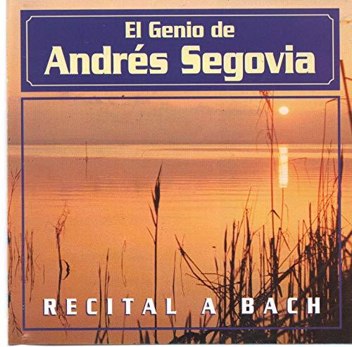 Recital A Bach