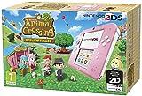 Nintendo 2DS - Consola, Color Rosa + Animal Crossing New Leaf (Preinstalado)