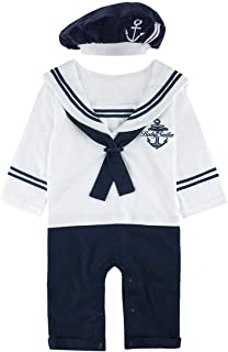 baby sailor suit