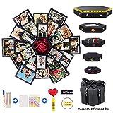 HAIY Kreative Explosionsbox 6 Gesichter Explosion Geschenkbox, Liebesgedächtnis DIY handgemachtes...