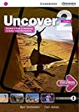 Uncover Level 2 - Full Combo With Online Workbook and Online Practice