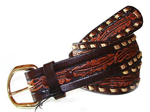 El Charro - Cinturón - para hombre marrón 85/100