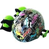 ラングスジャパン(RANGS) ラングスジュニアスポーツヘルメット ブラック
