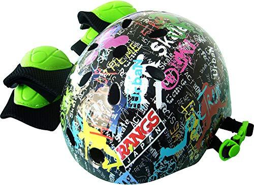Lang Japan (Rangs Lang Junior Sports Helmet Black (Japan Import)