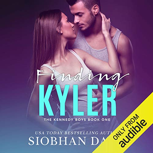 Finding Kyler audiobook cover art