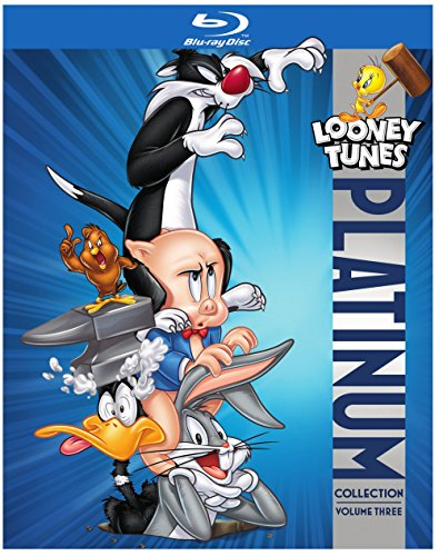 Looney Tunes V3 Platinum Collection Blu-ray  $15 at Amazon