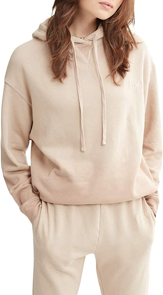 Genuine Bandier x WSLY Ecosoft Hoodie Mail order cheap Oversized