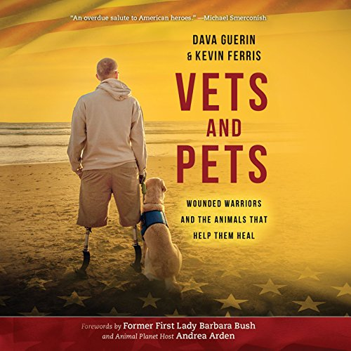 Vets and Pets audiobook cover art