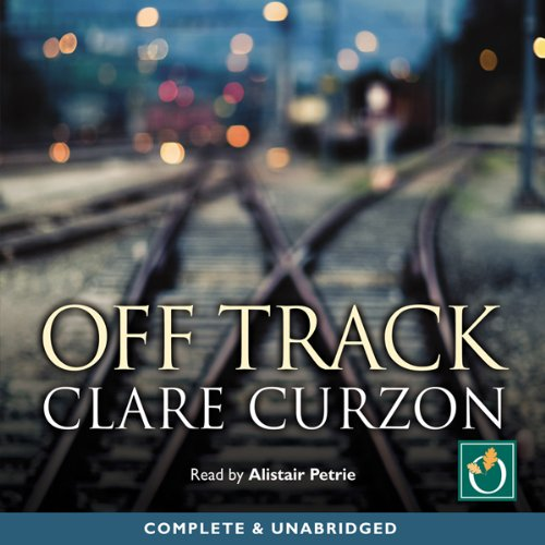 Off Track audiobook cover art