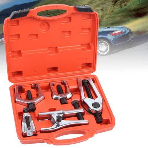 Separador de rótula de servicio de extremo delantero, Herramientas Extractor Bisagras Impresor Cabezal de Bola 5 Piezas/Herramientas